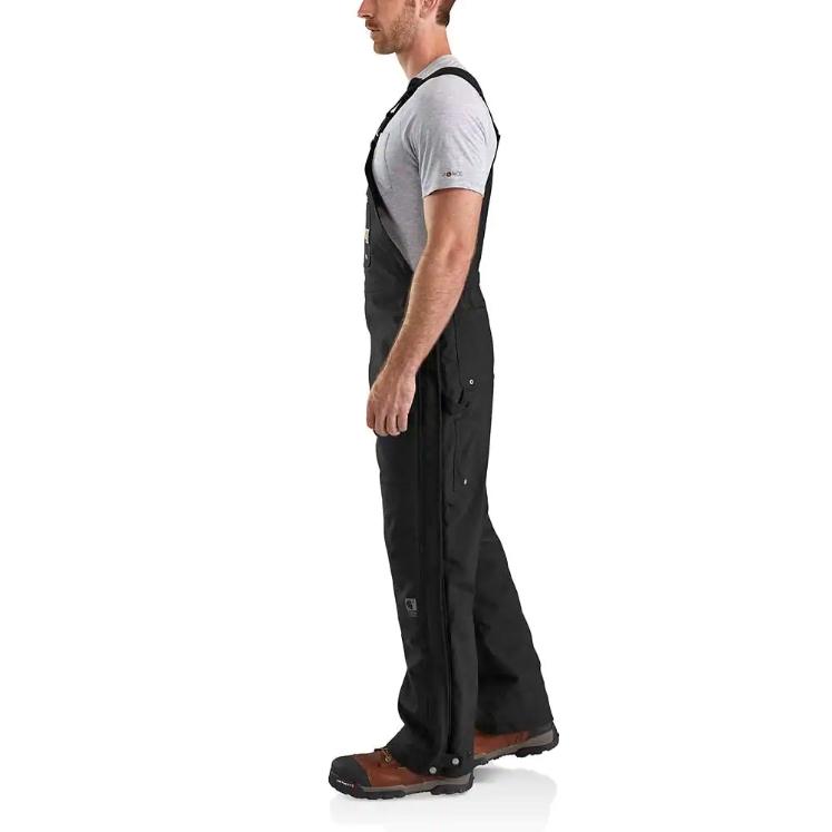 Carhartt Men/'s Shoreline Waterproof Breathable Bib Overalls